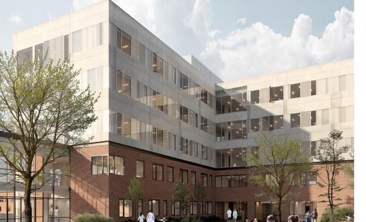 C.C. Contractor skal bygge diabetescenter