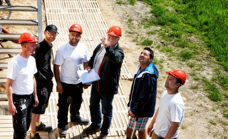 Ny klausul skal sikre øget socialt ansvar i byggeriet