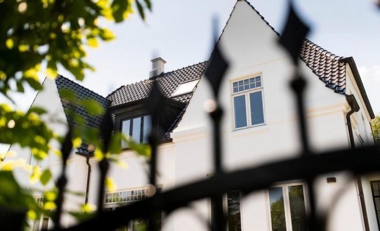 Danske parcelhuse har haft vokseværk i 100 år