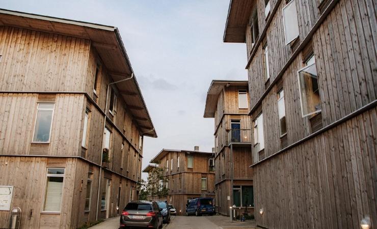 Aarhus skal have flere almene boliger i forstaden