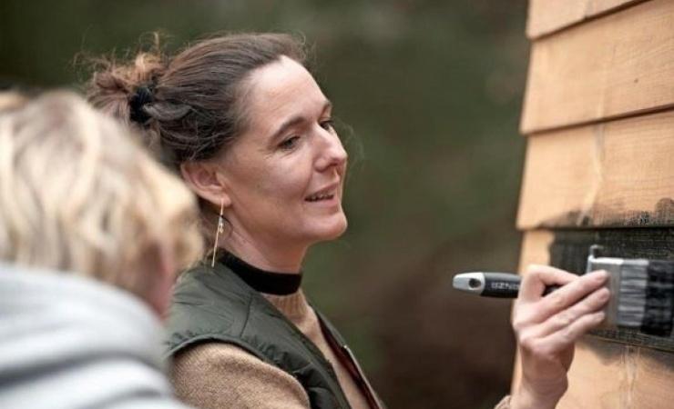 Kvinder indtager byggemarkederne