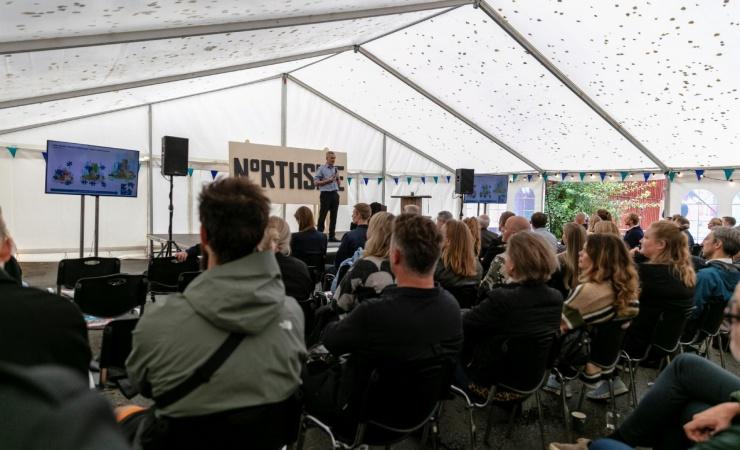 NorthSide-festivalen skal være et stort, grønt eksperimentarium
