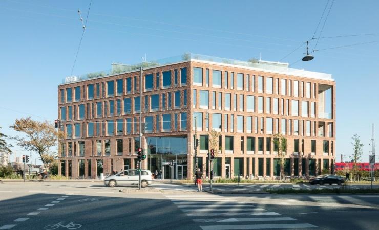 KAB's nye hovedkvarter er som en husstand på arbejde