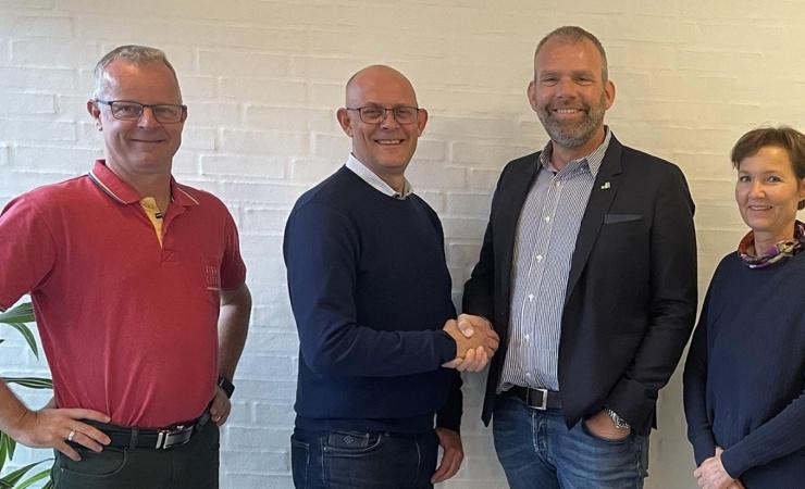 Svenske Fasadgruppen i sit fjerde danske opkøb