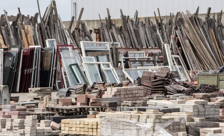 DTU-rapport: Klar plan for cirkulært byggeri mangler