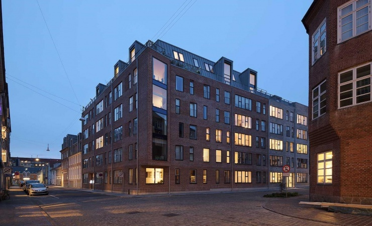 Hæder til penthouselejligheder og almene boliger i Aalborgs bykerne
