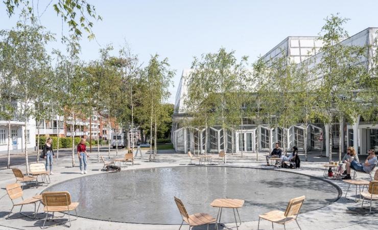 BIG's 'pioner-plads' giver ro til esbjergenserne