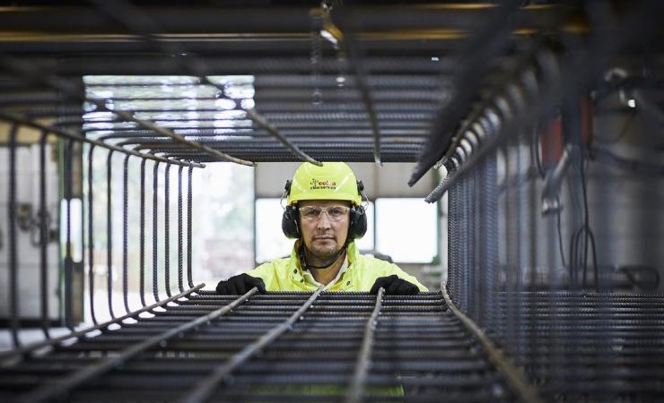 Celsa Steel Service opnår rekordlave CO2-tal på bygningsarmering