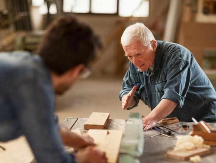 Flest håndværkere har søgt om 'Arne-pension'