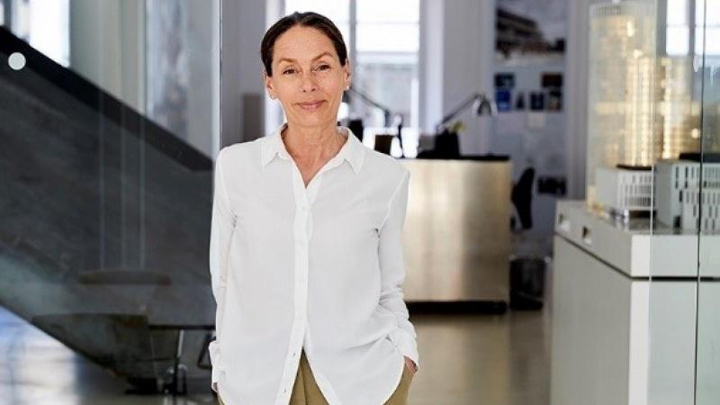 Ny kvinde indtager toppen hos Schmidt Hammer & Lassen