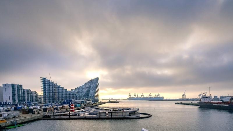 MT Højgaard afleverer BIG-projekt på Aarhus Ø
