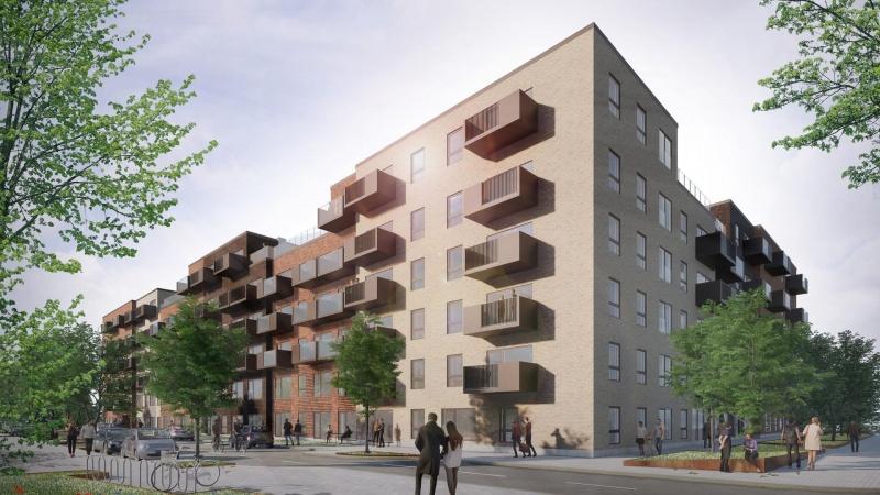 Ny bydel i Aarhus går ind i anden etape