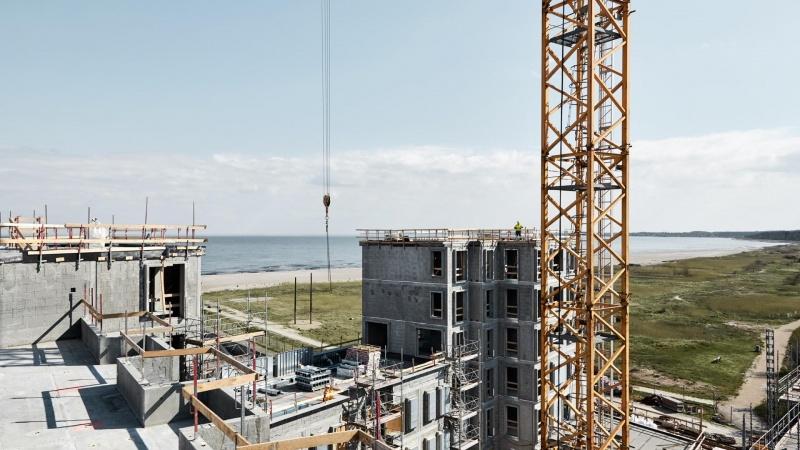 E&P bygger på Danmarks smukkeste byggeplads
