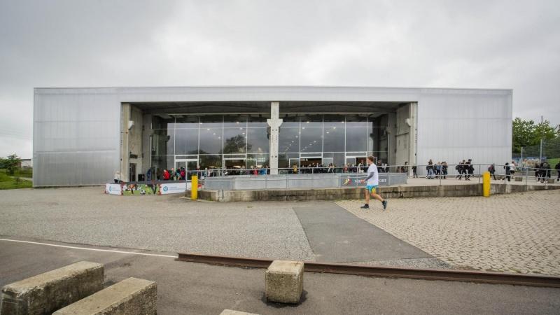 Renoveringen af Game Streetmekka i Viborg