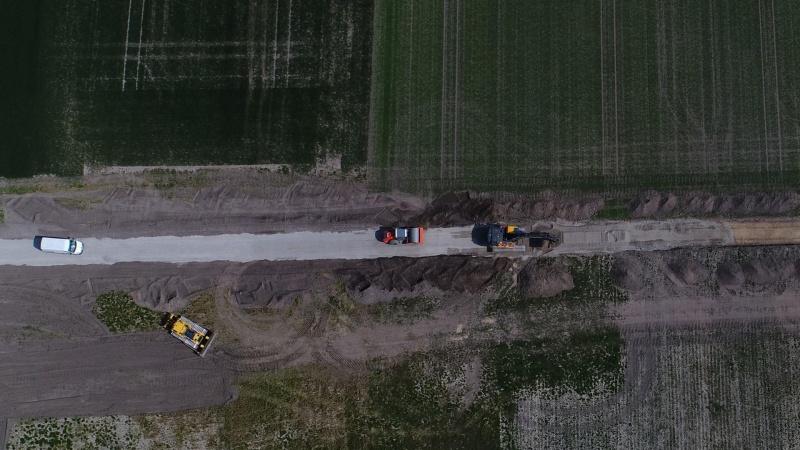 Femern A/S bygger nødvej til tunnel-byggepladsen