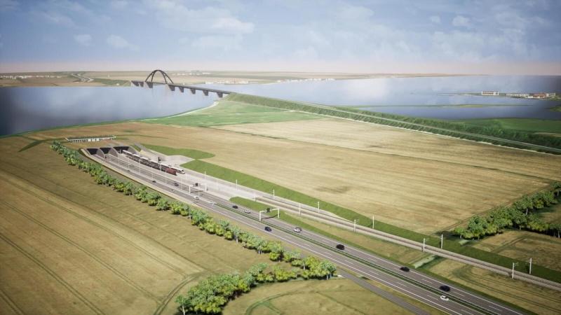 Tyskland bygger lillesøster til Femern-tunnelen