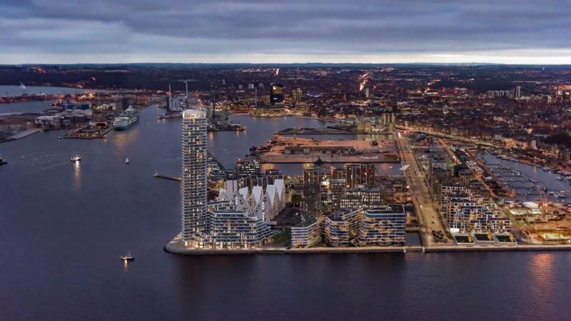 Fyrtårnsprojekt: Aarhus skyder snart 142 meter i vejret