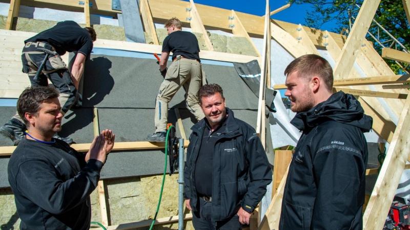 Solid start for nyt nordjysk byggefirma