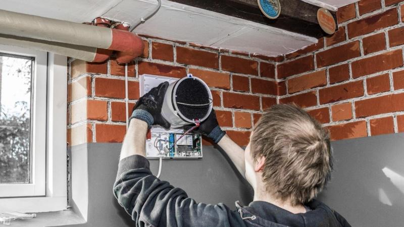 Et-rums ventilation vokser i popularitet