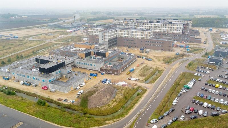 Supersygehuset i Gødstrup har fået indeklimaet på plads