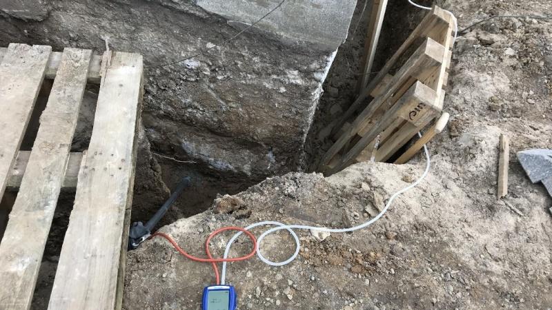 Kloakmester gik i kælderen og opfandt våben mod livstruende radon