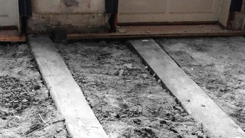 Ældre etageadskillelser skal brandsikres og lydisoleres ved renovering