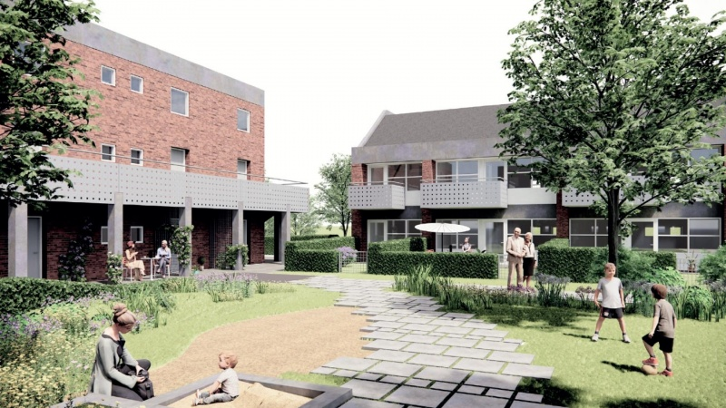 Boligforening fremrykker renovering af 100 lejligheder