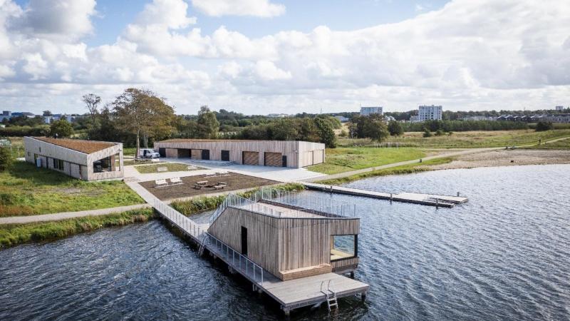 Outdoor-mekka vinder arkitekturpris