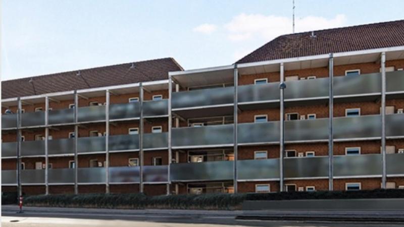 Sampension bygger moderne seniorboliger i Gentofte