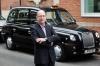 Chefen for London Taxi Company, Chris Gubbey, skal til at sælge elektriske varebiler til det globale marked. Pressefoto.