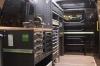 Rullende værksted. Den udstillede TGE-kassevogn var indrettet med et system fra Sortimo.