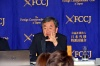 Den japanske arkitekt Kengo Kuma er manden bag prestigebyggeriet. Foto: FCCJ.