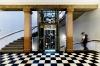 'Danmarks smukkeste tinghus' er Retten i Aarhus blevet kaldt, efter det over 100 år gamle hus er renoveret og nænsomt ført up to date. Foto: Carsten Ingemann.