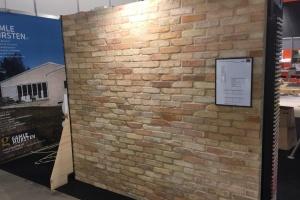 Unikke facadeløsninger med mursten til letbyggeri