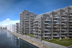 Rejsegilde på populært Islands Brygge-projekt