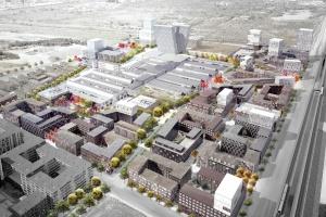 410 nye almene boliger i Ørestad