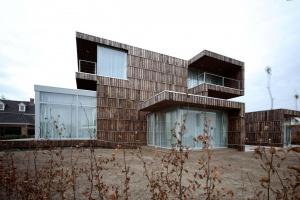 Kongen af affaldsarkitektur gæster Building Green