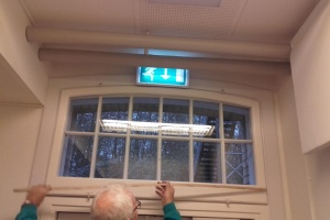 SnoerGlas skal energirenovere fredet bygning