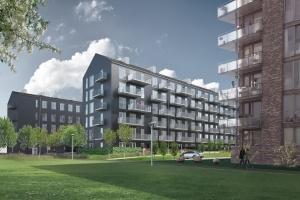 70 nye lejeboliger kommer til Teglholmen