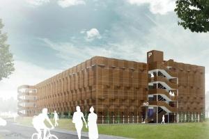 NCC skal bygge p-hus i Herlev