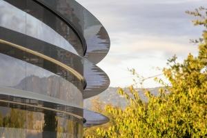 Apples nye hovedkvarter tager form