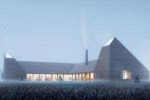 Norsk stjernearkitekt skal tegne Kornets Hus