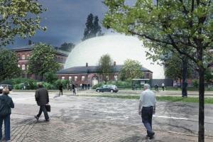 Tre entreprenører skal konkurrere om stort museum