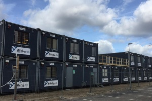 GSV-moduler klar til ny Aarsleff Rail-ordre