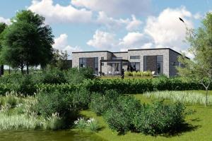 Nyt boligkoncept skal gøre det nemmere at realisere drømmehuse
