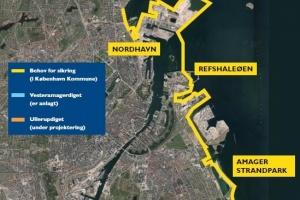 København er klar med kæmpe stormflodsplan
