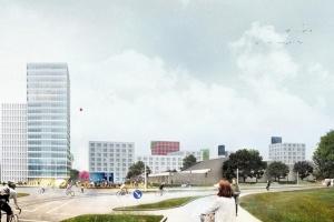 70'er-arkitektur bibeholdes i højhusprojekt