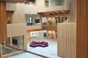 Tømrerprisen 2017 tildelt arkitektteam bag Biosfæren på DTU