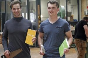 De første tømrer-studenter klar i Holstebro