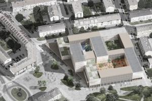 Arkitema vinder konkurrence i Sverige